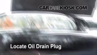 Oil & Filter Change Oldsmobile Alero (1999-2004)