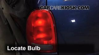 Brake Light Change 2001-2004 Dodge Grand Caravan