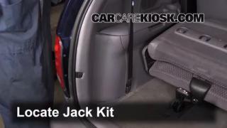 2001-2004 Dodge Grand Caravan Jack Up How To