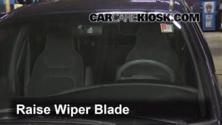 Front Wiper Blade Change Dodge Grand Caravan (2001-2004)