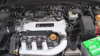 2000 Saturn LS2 3.0L V6 Transmission Fluid Check Fluid Level