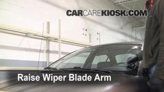 Front Wiper Blade Change Saturn SL (1991-2002)