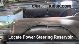 Follow These Steps to Add Power Steering Fluid to a BMW X5 (2000-2006)