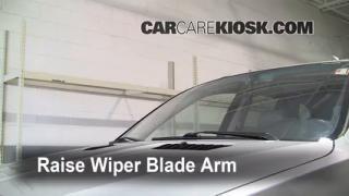 Front Wiper Blade Change BMW X5 (2000-2006)