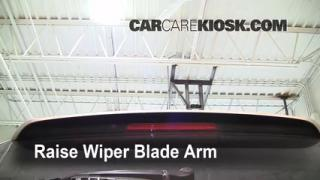 Rear Wiper Blade Change BMW X5 (2000-2006)