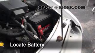 Battery Replacement: 1990-2005 Chevrolet Astro