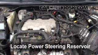 Power Steering Part on Properly Check Oil And Transmission Fluid In Your Car