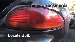 Rear Turn Signal Replacement Chrysler LHS (1999-2001)