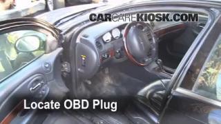 2001 Chrysler LHS 3.5L V6 Check Engine Light Diagnose