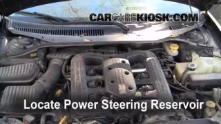 Fix Power Steering Leaks Chrysler LHS (1999-2001)