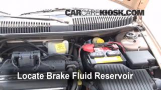 Add Brake Fluid: 2000-2005 Dodge Neon