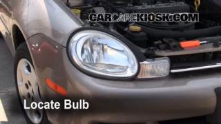 Headlight Change 2000-2005 Dodge Neon