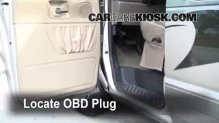 Engine Light Is On: 1990-2007 Ford E-350 Club Wagon - What to Do