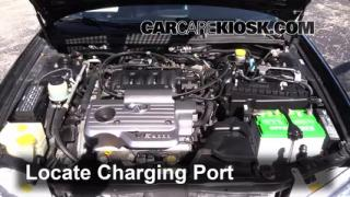 2001 Infiniti I30 T 3.0L V6 Air Conditioner Recharge Freon