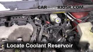 Fix Coolant Leaks: 2001-2005 Pontiac Aztek