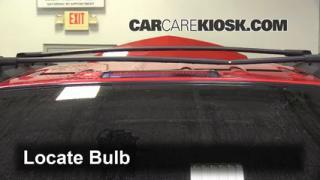 2001 Pontiac Aztek 3.4L V6 Lights Center Brake Light (replace bulb)