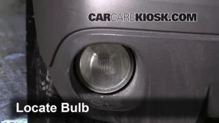 2001 Pontiac Aztek 3.4L V6 Lights Fog Light (replace bulb)