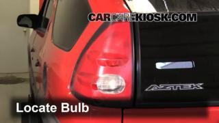 2001 Pontiac Aztek 3.4L V6 Lights Brake Light (replace bulb)