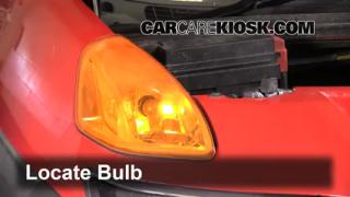 Front Turn Signal Change Pontiac Aztek (2001-2005)