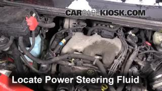 Follow These Steps to Add Power Steering Fluid to a Pontiac Aztek (2001-2005)
