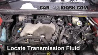 Transmission Fluid Leak Fix: 2001-2005 Pontiac Aztek