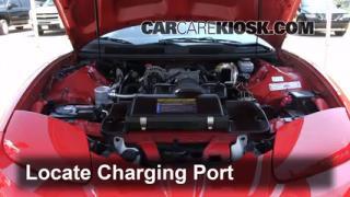 2001 Pontiac Firebird 3.8L V6 Convertible Air Conditioner Recharge Freon