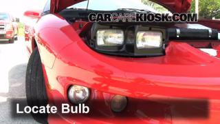 Headlight Change 1993-2002 Pontiac Firebird