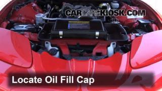 1993-2002 Pontiac Firebird Oil Leak Fix