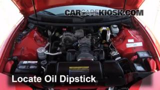 2001 Pontiac Firebird 3.8L V6 Convertible Oil Fix Leaks