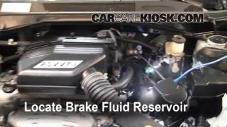 Add Brake Fluid: 2001-2005 Toyota RAV4