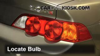 Brake Light Change 2002-2006 Acura RSX