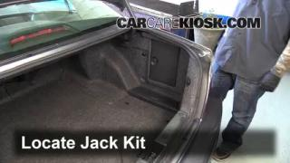 2002 Acura TL 3.2L V6 Tires & Wheels Change a Flat Tire