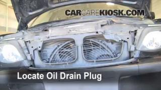 Oil & Filter Change BMW 325i (1999-2006)