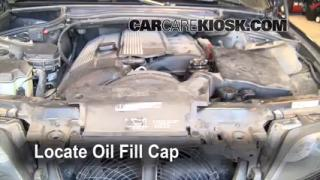 How to Add Oil BMW 325i (1999-2006)