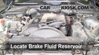 Add Brake Fluid: 1997-2003 BMW 530i