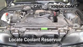 Fix Antifreeze Leaks: 1997-2003 BMW 530i