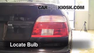 Brake Light Change 1997-2003 BMW 530i