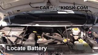How to Clean Battery Corrosion: 1994-2003 Dodge Ram 1500 Van