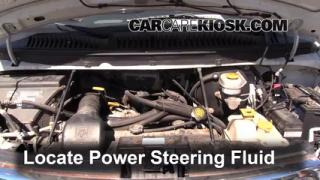 Follow These Steps to Add Power Steering Fluid to a Dodge Ram 1500 Van (1994-2003)