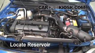 Add Windshield Washer Fluid Ford Escort (1997-2003)