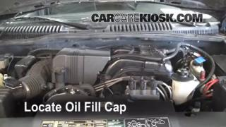 How to Add Oil Ford Explorer (2002-2005)