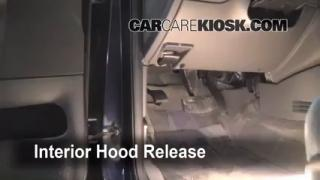 Open Hood How To 2002-2005 Ford Explorer