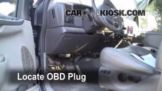 Engine Light Is On: 1999-2007 Ford F-250 Super Duty - What to Do