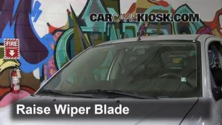 2002 Ford Focus ZX3 2.0L 4 Cyl. Windshield Wiper Blade (Front) Replace Wiper Blades