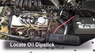 2002 Ford Taurus SE 2-Valve 3.0L V6 Fluid Leaks Oil (fix leaks)