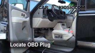 Engine Light Is On: 2000-2006 GMC Yukon XL 2500 - What to Do