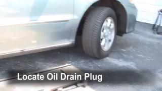 Oil & Filter Change Honda Odyssey (1999-2004)