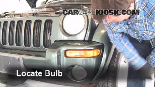 Fog Light Replacement 2002-2007 Jeep Liberty