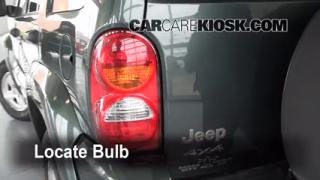 Reverse Light Replacement 2002-2007 Jeep Liberty