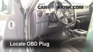 Engine Light Is On: 2002-2007 Jeep Liberty - What to Do